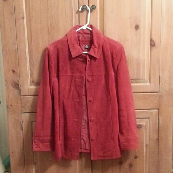 Jaclyn smith leather jacket