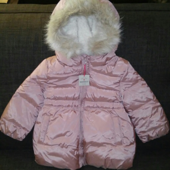 8b2a02cea47a GAP Jackets & Coats | Baby Puff Coat Size 2 Years In Pale Pink ...