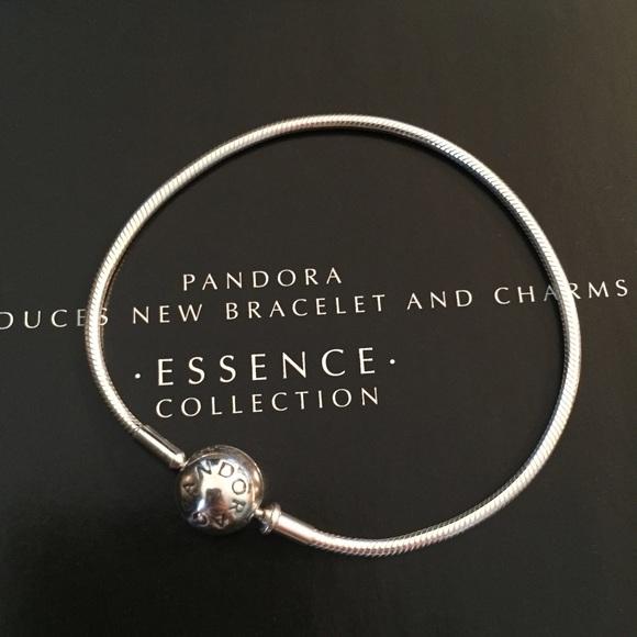 24 pandora jewelry pandora essence silver bracelet