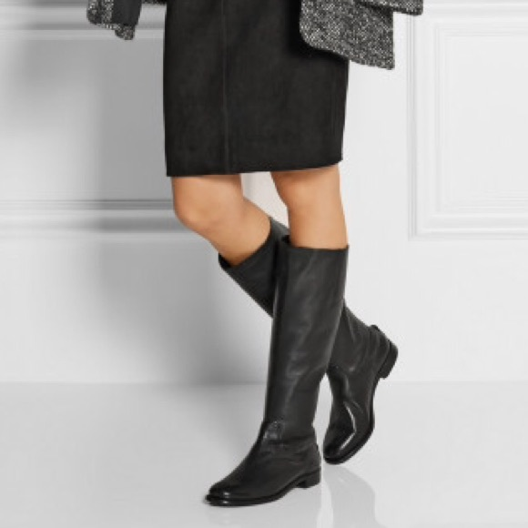 Diane Von Furstenberg Woman Suede Over-the-knee Boots Black Size 5 Diane Von F Discount Big Discount Cheap Store 7wbRjQ
