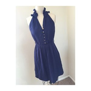Shoshanna Dresses & Skirts - Shoshanna navy pretty dress size 4