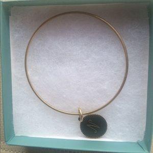 'N' bracelet