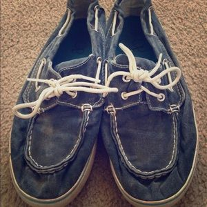 Old sperry knock offs