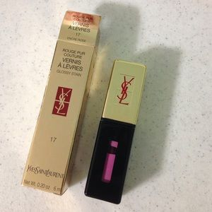YSL vernis a levres lip gloss / lip stain