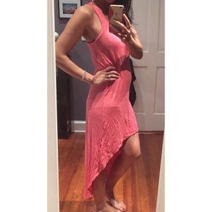 ‼️FINAL PRICE ‼️NWT Forever 21 hi-low dress