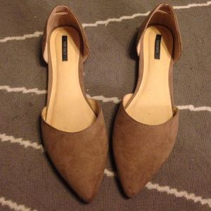 Forever 21 Shoes - D'Orsay flats