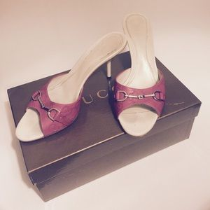 Gucci Shoes - !!! SALE!!! Authentic GUCCI Sandals Heels