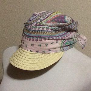  New Betseyville bandana style hat/cap