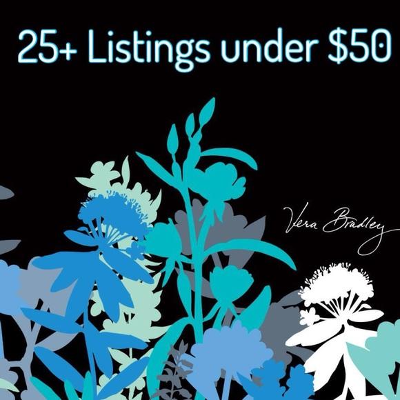 Vera Bradley Bags - Vera Bradley Closet 25+ listings!!