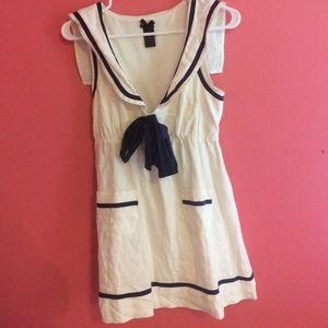 Forever 21 sailor dress