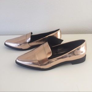 ❌SOLD❌NWT Metallic Bronze Chic Shoes