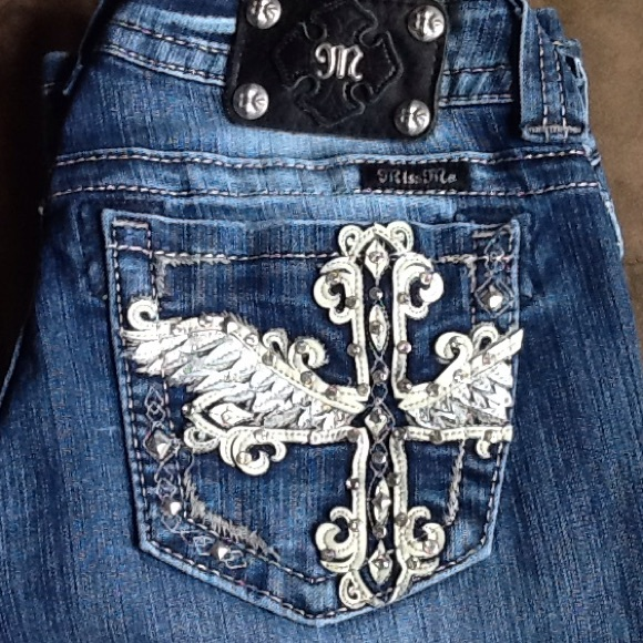 Gold Boots With Wings Cross Wing Boot Jeans