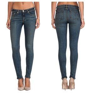 Rag and bone skinny jeans size 25