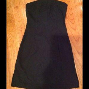 Rampage black sleeveless dress