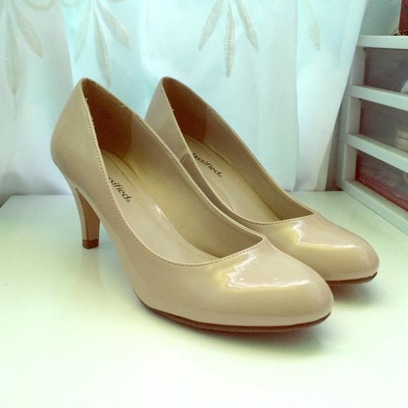 e66700a1361 Skin tone high heels