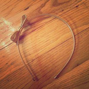 Metal Gold Headband