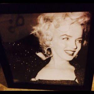 Other - Marilyn Monroe framed photo