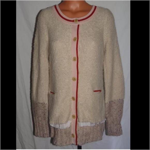 Anthropologie Sweaters Charlie Robin Sweater Sz Medium