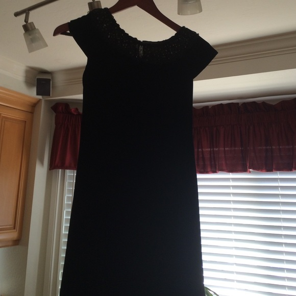 Dresses Teens Black Dress In Excellent Condition Poshmark