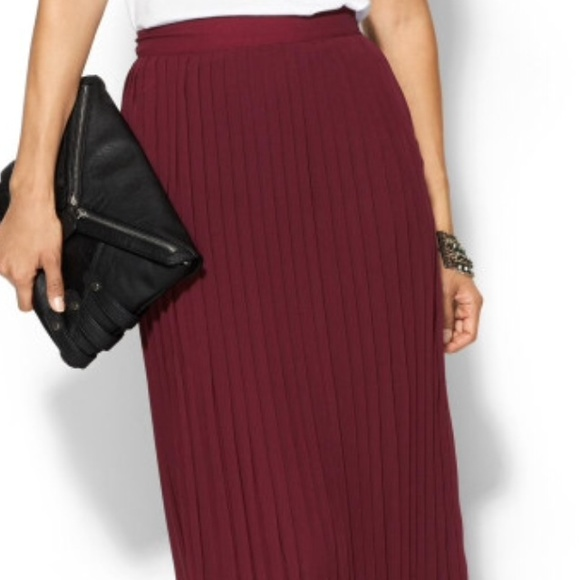 68 piperlime dresses skirts pleated maxi skirt