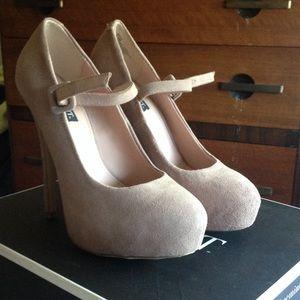 "Shoemint ""Molly"" heels"