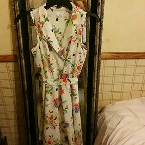 Fruit dress from Cooperative -Urban Outfitter