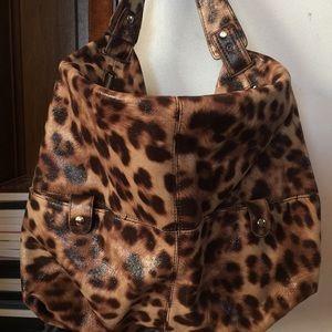 Kooba Handbags - Kooba Animal Print Bag