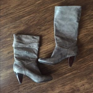 Frye Simon Cuff Boot