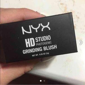 Other - nyx studio hd grinding blush
