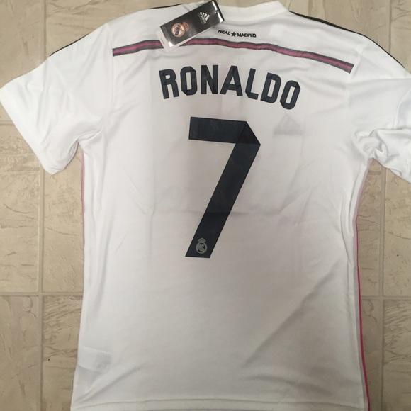 Real Madrid 2014 2015 Home Ronaldo men s jersey ca52f4fd8