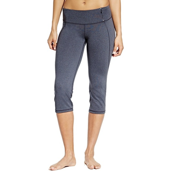 0a515e0f26722 CALIA By Carrie Underwood Pants - CALIA Essential Straight Fit Workout  Capris, Grey