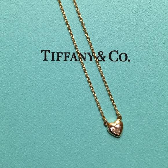 Tiffany co jewelry tiffany co diamonds by the yard heart tiffany co diamonds by the yard heart necklace aloadofball Choice Image