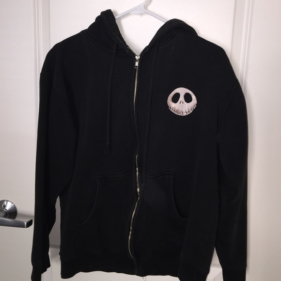 Disney - Vintage NB4C nightmare before Christmas hoodie from The ...