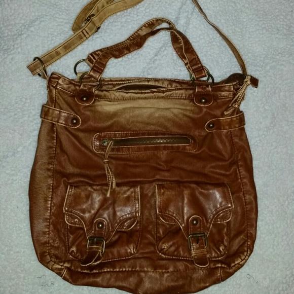 1f271dff51c Mossimo Supply Co. Bags   Mossimo Brown Cross Body Purse   Poshmark
