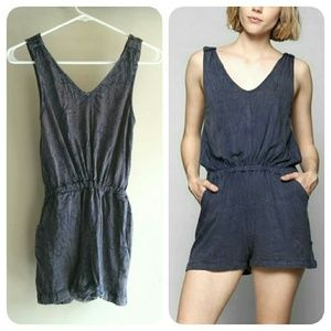 HP | Urban Outfitters | New Acid Wash Romper