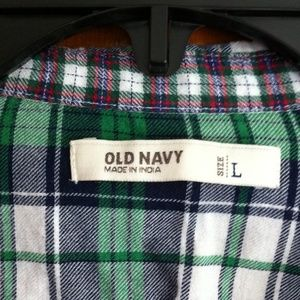Old Navy Tops - Old Navy cotton button down