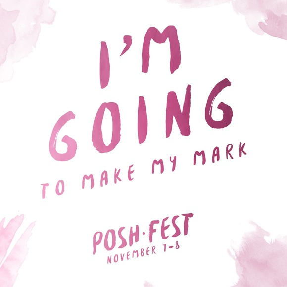 Going to PoshFest? Grab a badge and share!