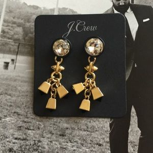 J.crew Edgy Earrings