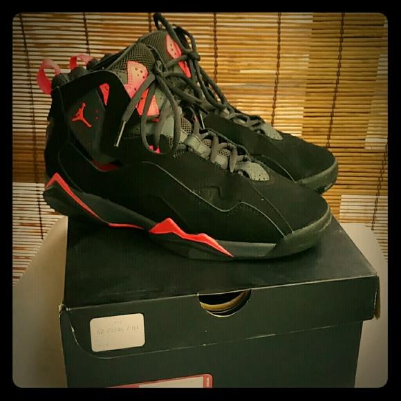 more photos 65600 d2418 Jordans Black & Neon Coral