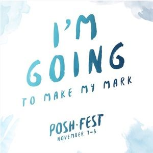 Can't wait for #PoshFest 2015!