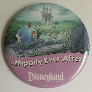 """...Happily Ever After"" Disneyland Resort Pin"