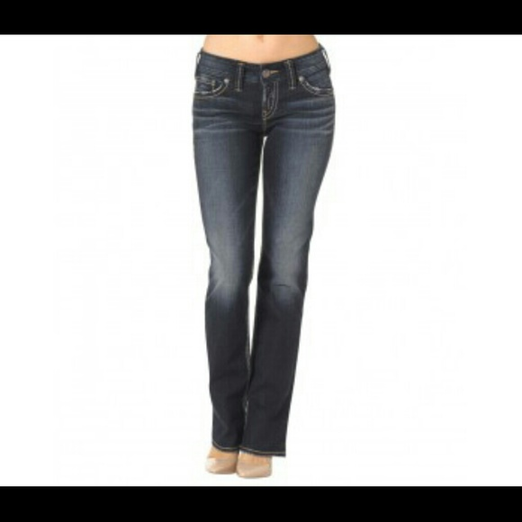 81% off Silver Jeans Denim - SALE! TALL JEANS!! Silver Jeans Suki