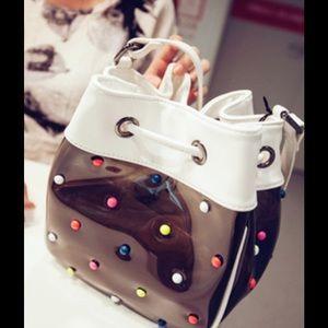 Fashion Korea jelly bag