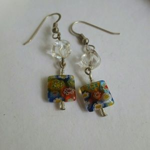 Gorgeous Multicolor Earrings