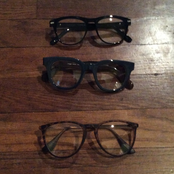 Accessories - Set of 3 fake glasses! Look real! 4f07ef7924df