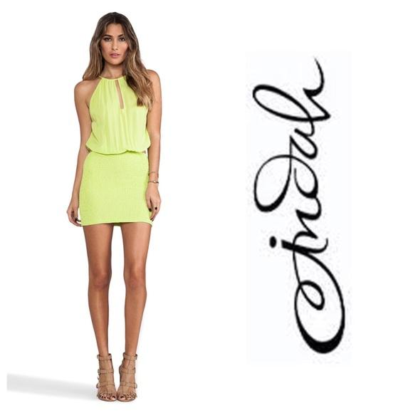 e0d5910f7710 Indah Dresses | Canoa Cut Away Smock Mini Dress | Poshmark