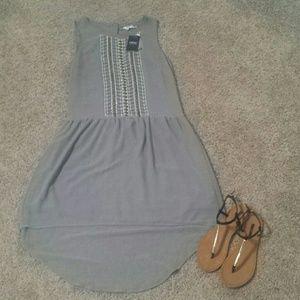 Next UK Dresses & Skirts - NWT Hi-Lo Next UK Beaded Dress