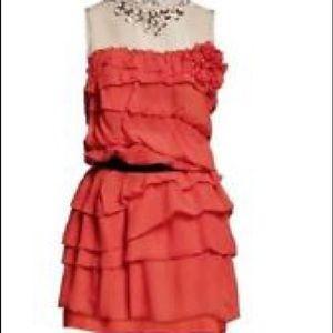 Lanvin H&M Red Dress
