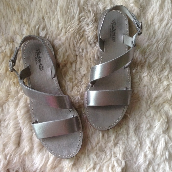 Madewell Shoes   Madewell Silver