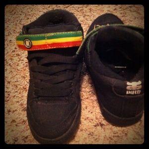 b08f5ec358 ipath Shoes - I path grasshopper skate shoes Rastas hemp sz 6.5
